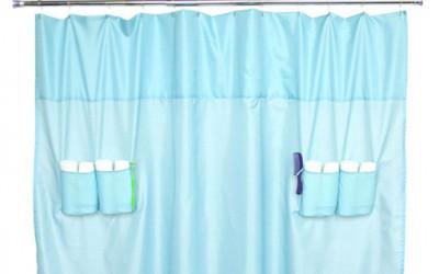 Utility Shower Curtain  Utility Shower Curtain  3