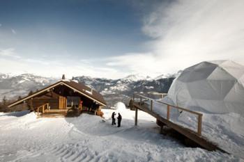 WhitePod Alpine Ski Resort 1