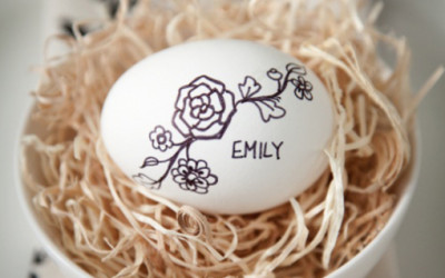 Wielkanoc w bieli