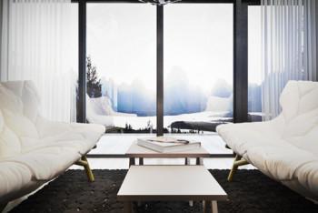 Wielkie marzenia w małym domku