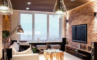 Wnętrza w stylu nowojorskim