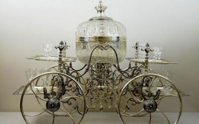wózek barowy od Galleria Beaux Arts 1