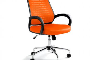 Wygodne krzesła biurowe Unique Award