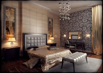 Wyrafinowany styl Art Deco w aranżacji wnętrz