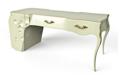 Wyszukany, elegancki stół