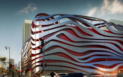 Zachwycające muzeum samochodów w Los Angeles
