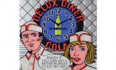 Zegar pop-art dla miłośników niecodziennego designu