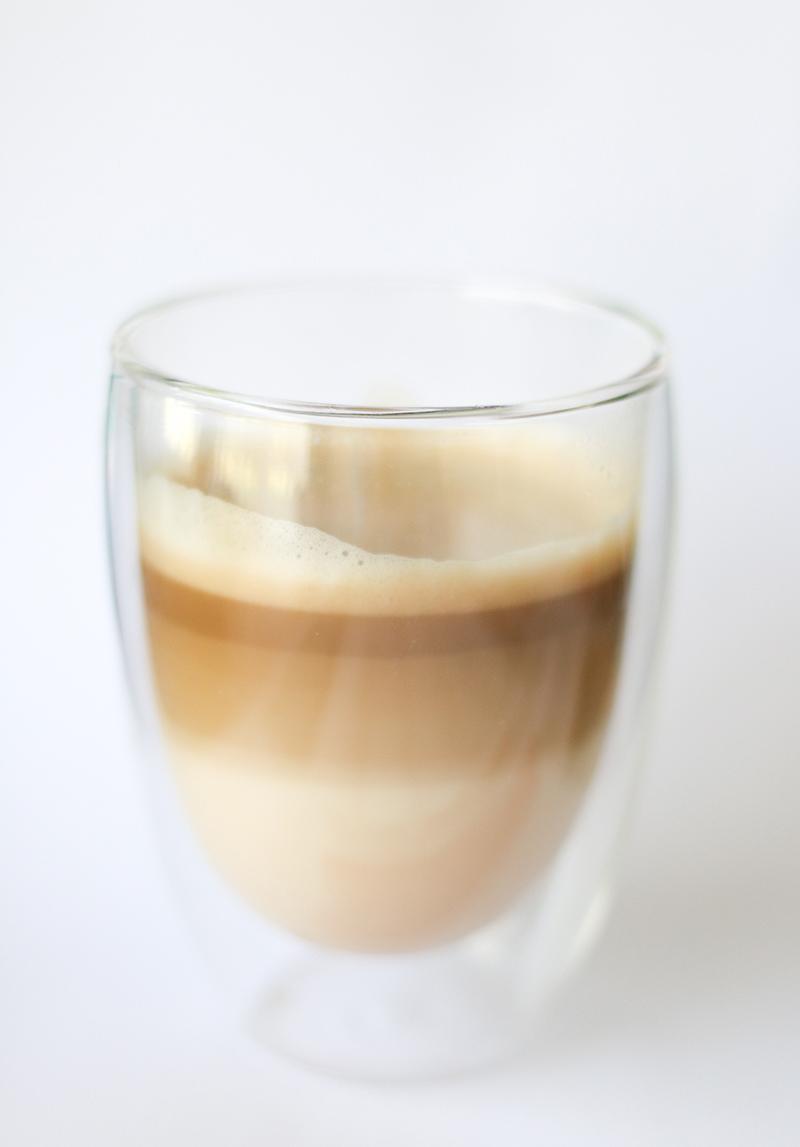 Szklanka termiczna na latte