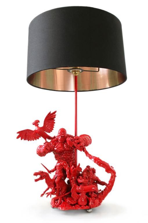 Oryginalna lampa