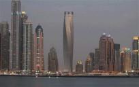 Wieża skręcona o 90 stopni - Infinity Tower