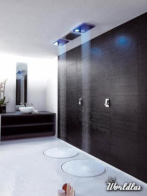 Nowoczesne Prysznice łazienka Dla Wielu Osób Jest Miejscem