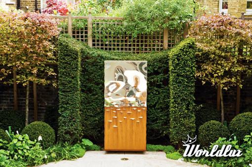 nowoczesne dekoracje ogrodowe alternatyw dla ma ych. Black Bedroom Furniture Sets. Home Design Ideas