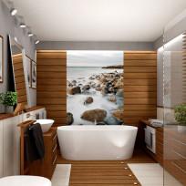 Łazienka w stylu spa