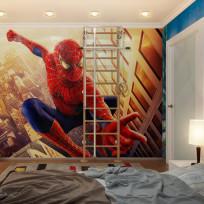 Pokój dla fana Spiderman'a