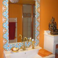 Łazienki w hiszpańskim stylu