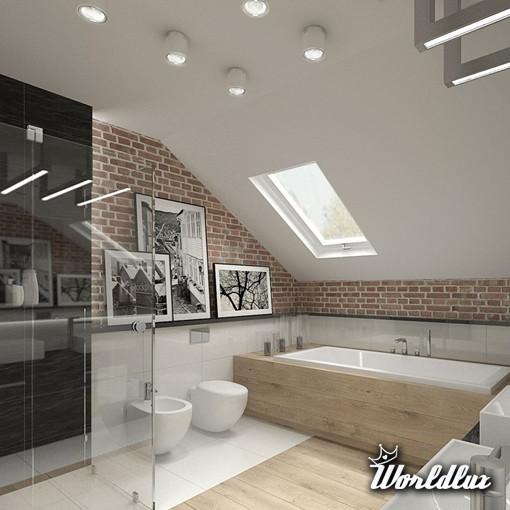 łazienka W Stylu Skandynawskim łazienka W Stylu