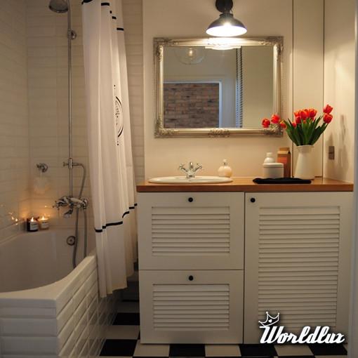łazienka W Stylu Hampton Nazwa Stylu Hampton Pochodzi Od