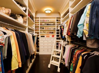 Wyszukane garderoby
