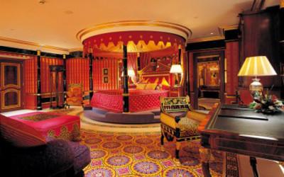 23 luksusowe sypialnie w stylu glamour