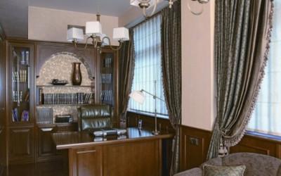 Apartament w neoklasycznym stylu 1