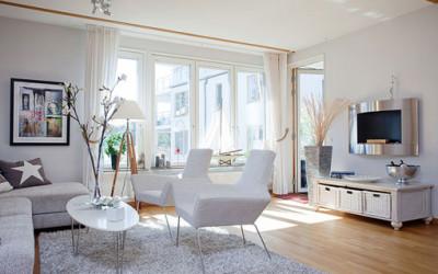 Apartament w skandynawskim stylu
