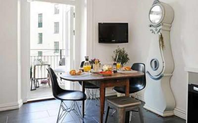 Apartament w skandynawskim stylu 1