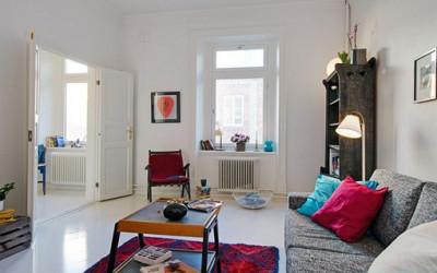Apartament w skandynawskim stylu 2