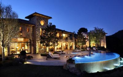 Bajkowy dom w Kalifornii
