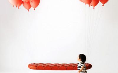 Ballon Bench