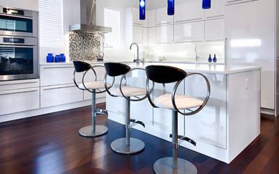 Błękit kobaltowy – ukochany kolor architektów