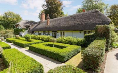 Brytyjski dom jak z bajki