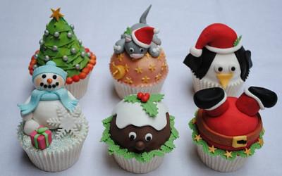 Ciasteczka słodziutkie, dzięki wam moje święta będą milutkie