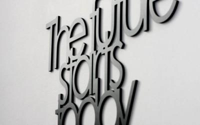 Dekoracyjne napisy na ścianę DekoSign