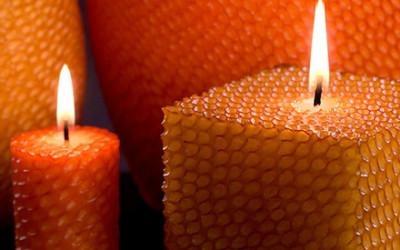 Dekoracyjne świece do domu