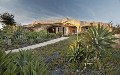 Dom Flinstonów w Malibu