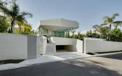 Dom Meduza w południowej Hiszpanii