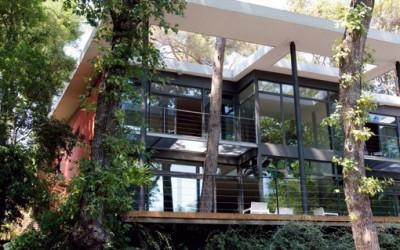 Dom w lesie - propozycja B&B Italia