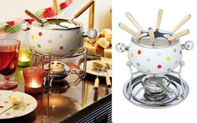 Dotty Fondue Set 2