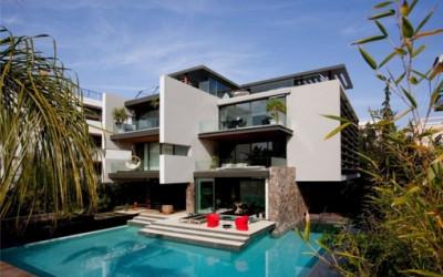 Ekologiczne i luksusowe apartamenty w Atenach