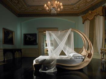 Enignum Canopy Bed1
