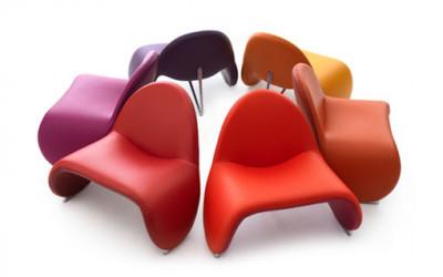 Fotele Sella od Leolux 1