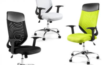 Funkcjonalne krzesła Unique Mobi