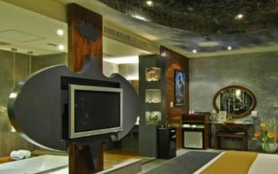 Idealna sypialnia dla fanów Batmana