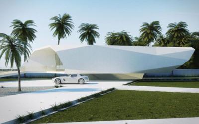 Imponujący projekt domu letniskowego