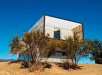 Infiniski - ekologiczny dom