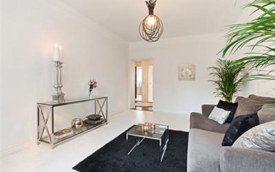 jasny apartament w Sztokholmie 9