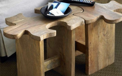 Jigsaw Puzzle Stool1