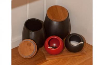 Justin Capp Storage Jars