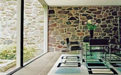 Kamienne ściany