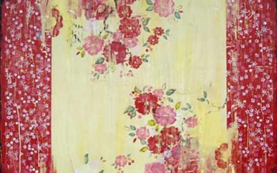Kathe Fraga's French Wallpaper 1